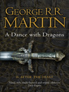 A Dance with Dragons (eBook): Song of Ice and Fire Series, Book 5 Part 2